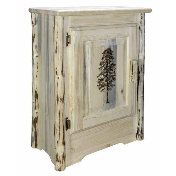 Shriner 1 Door Accent Cabinet by Millwood Pines