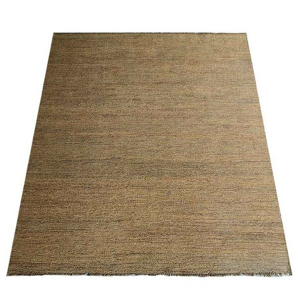 Amira Hand-Knotted Ivory Indoor/Outdoor Area Rug by Rosecliff Heights