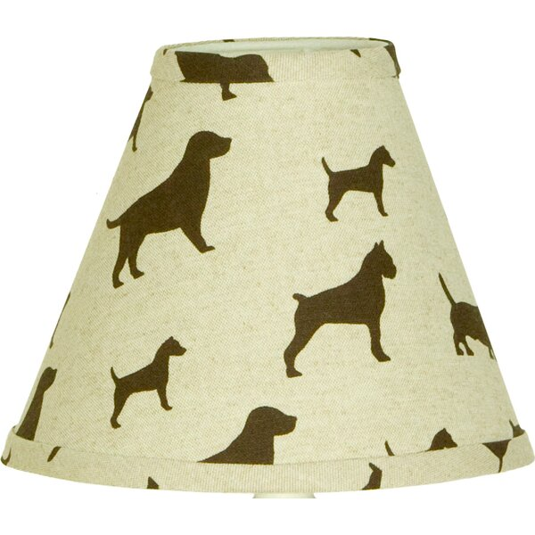 Statham 9 Fabric Empire Lamp Shade by Harriet Bee