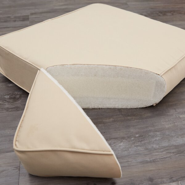 Indoor/Outdoor Loveseat/Sofa Cushion By Breakwater Bay