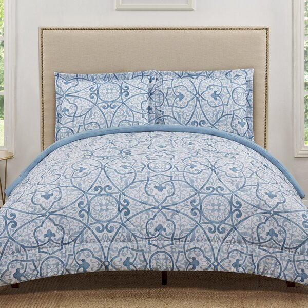 Crowders Comforter Set by Bungalow Rose