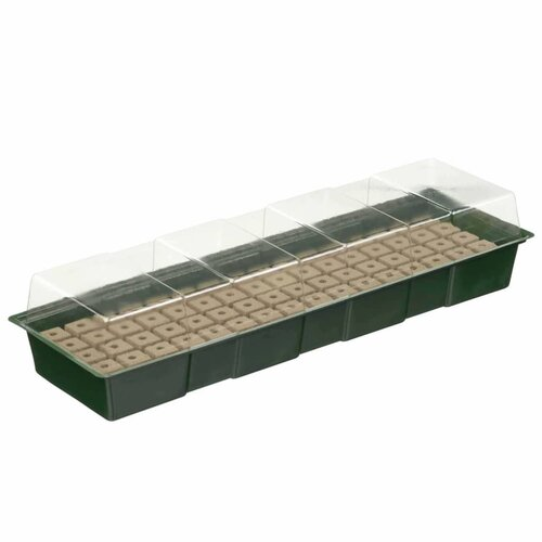 Cheyenne Plastic Self Watering Planter Box with Trellis Freeport Park