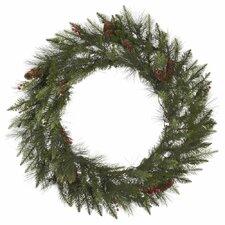 Vallejo Mixed Pine Wreath