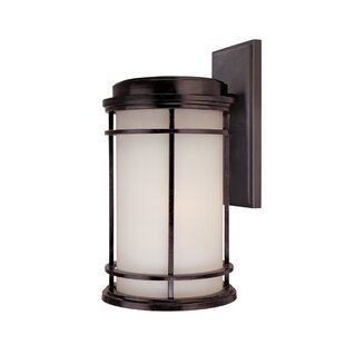 Compare & Buy Teminot 1-Light Outdoor Wall Lantern By Bloomsbury Market