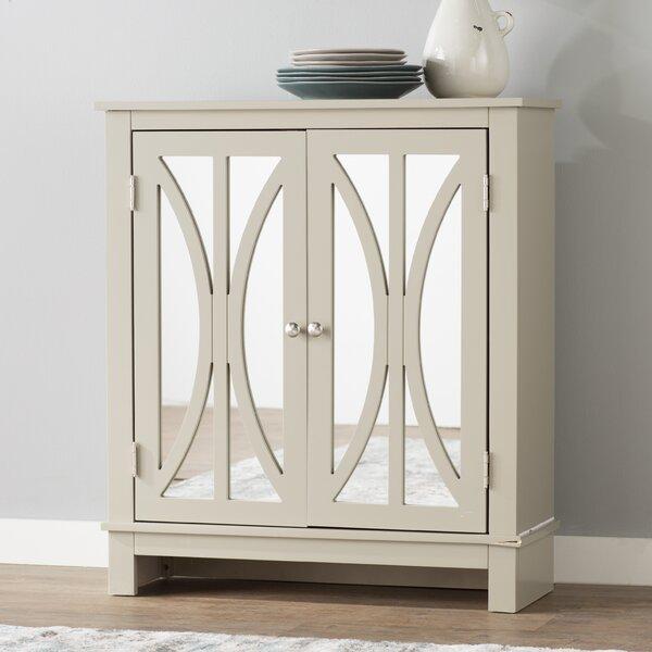 Olevia Contemporary 2 Door Accent Cabinet by Lark Manor
