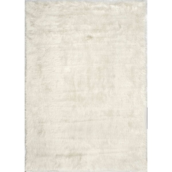 Empire Off-White Area Rug by Bungalow Rose