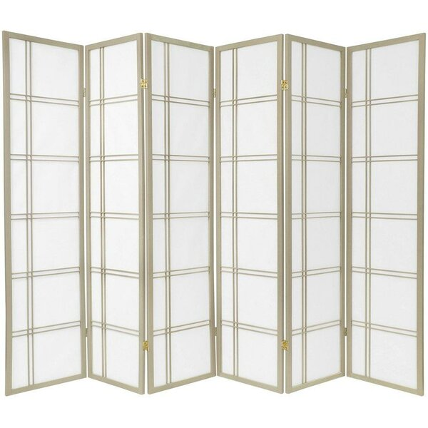 Marla 6 Panel Room Divider by World Menagerie