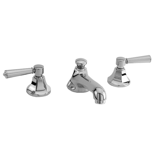 Metropole Lavatory Widespread Bathroom Faucet with Drain Assembly by Newport Brass Newport Brass