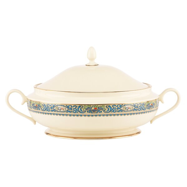 Autumn Covered Vegetable Bowl by Lenox