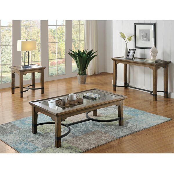Wooster 3 Piece Coffee Table Set by Gracie Oaks