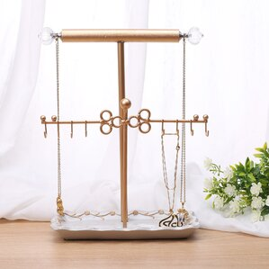 T-bar Jewelry Stand by Ikee Design