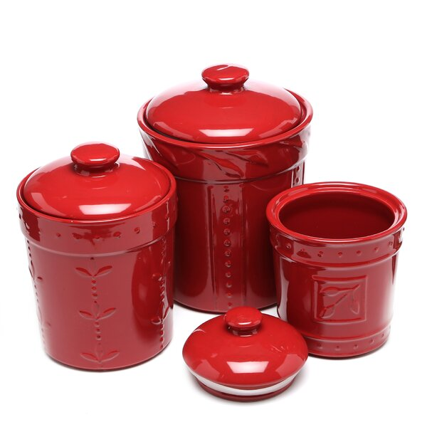 Kitchen Canisters Jars Up To 40 Off Through 08 10 Wayfair