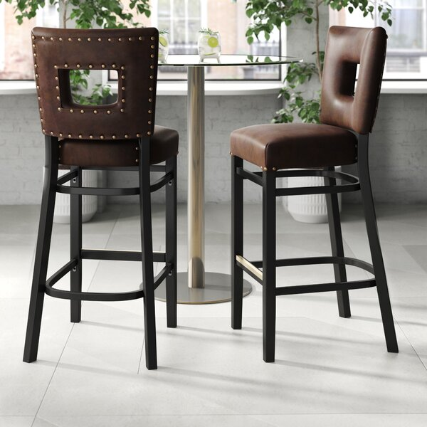 Beechwood Square Open Back Bar & Counter Stool By Regal