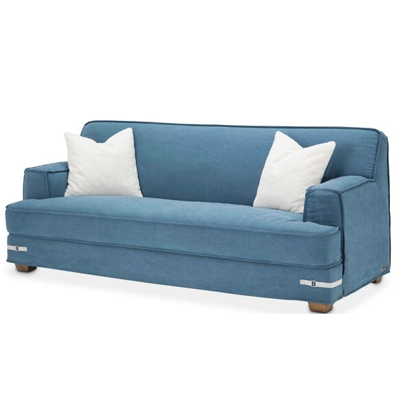 Penninsula Sofa By Michael Amini
