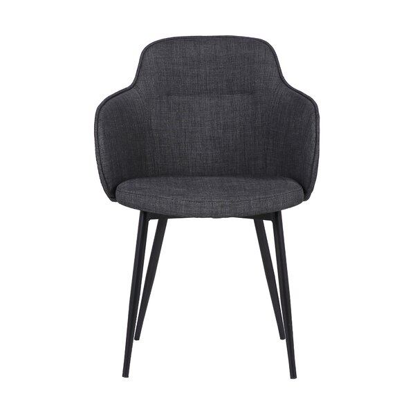 Adella Upholstered Dining Chair by Wrought Studio