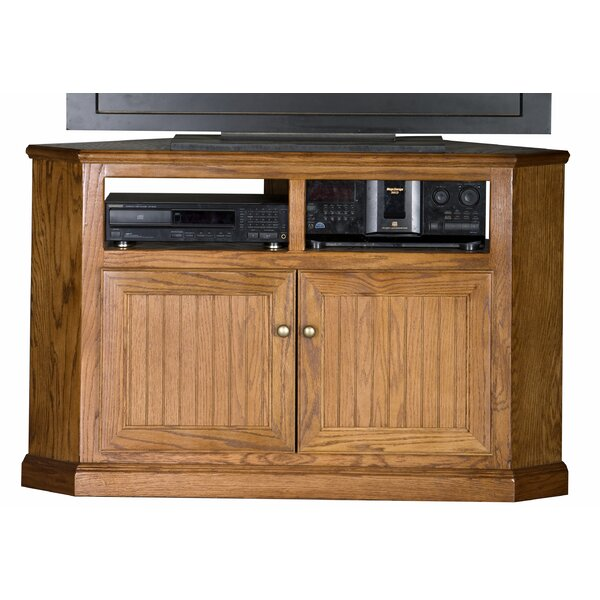 Mona Solid Wood TV Stand For TVs Up To 55