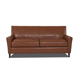 Natuzzi Leather Sofa | Wayfair