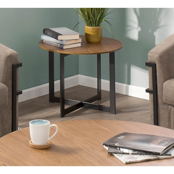 Pippen End Table by Union Rustic