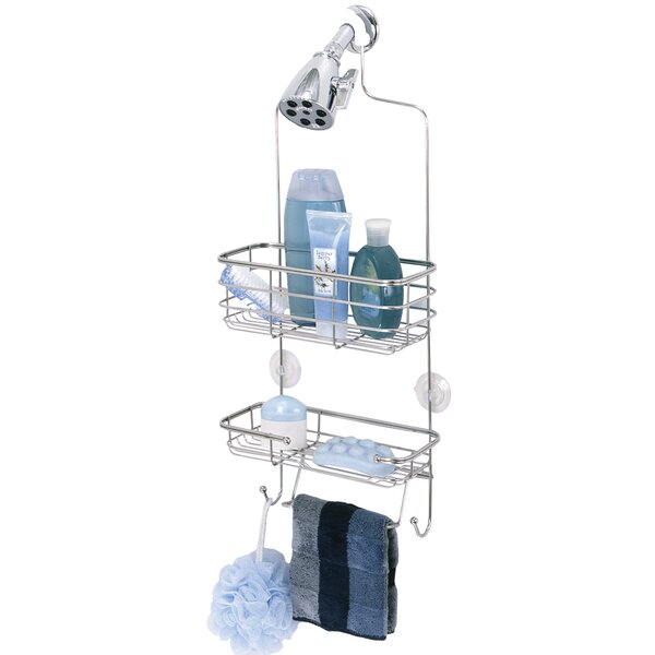Seiter Shower Caddy by Latitude Run