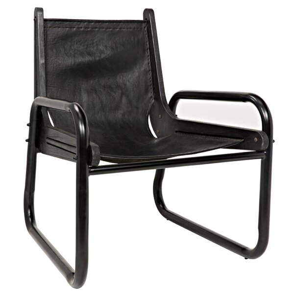 Melvin Armchair by Noir