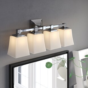 Affordable Bembery 4-Light Vanity Light By Ebern Designs