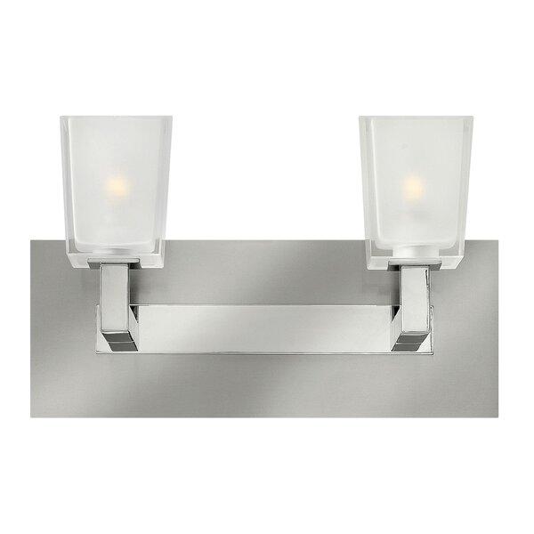 Zina 2-Light Vanity Light by Hinkley Lighting