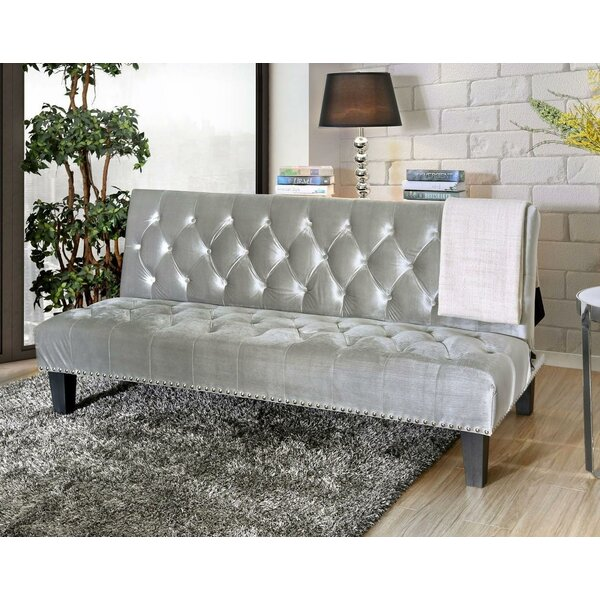 Slade Convertible Sofa by Everly Quinn