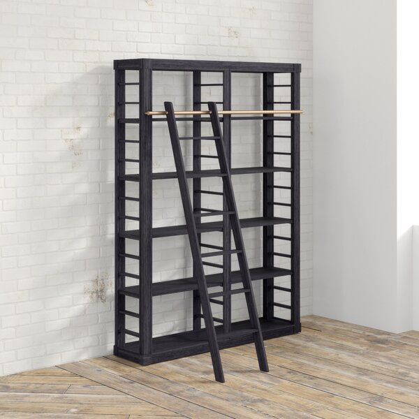 Stoehr Library Bookcase By Mercury Row