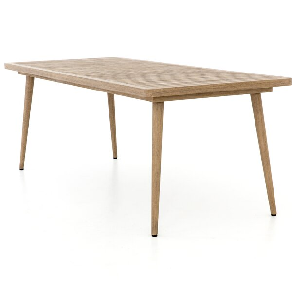 Lindel Outdoor Dining Table by Foundry Select