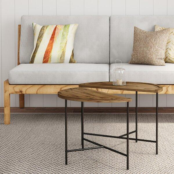 Esma 2 Piece Coffee Table Set by Union Rustic Union Rustic