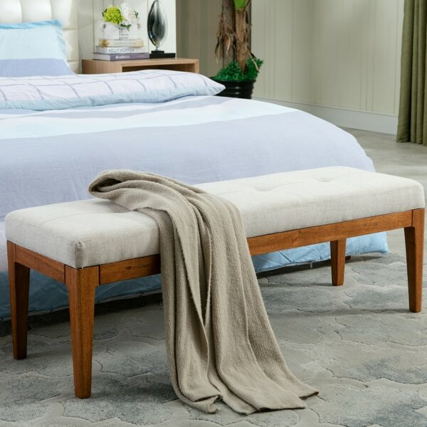AnneMarie Upholstered Bench by Porthos Home
