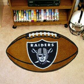 NFL - Oakland Raiders Football Mat by FANMATS