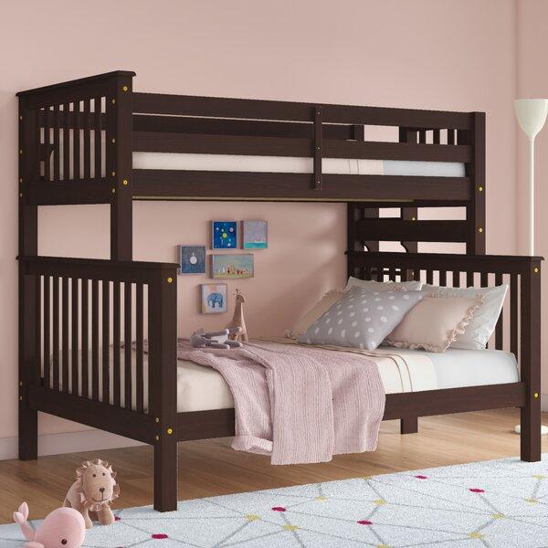 Treva Bunk Bed by Harriet Bee