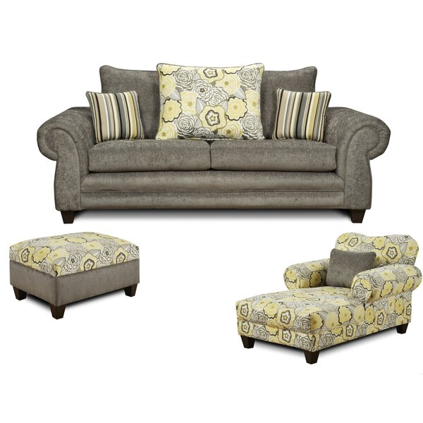 Gambill Configurable Living Room Set by August Grove