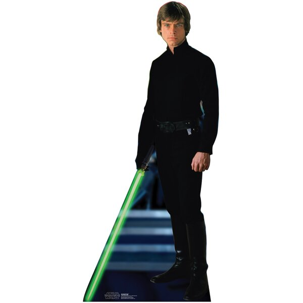 Star Wars Luke Skywalker Cardboard Stand-Up by Advanced Graphics