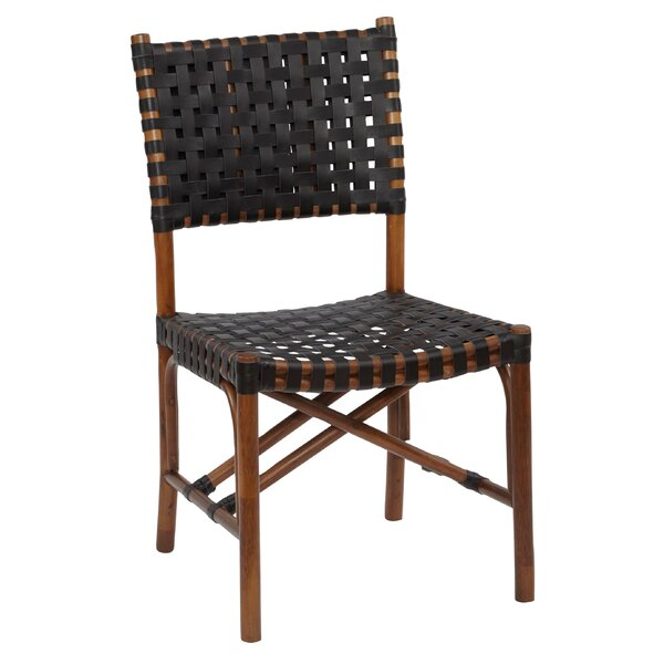 Damion Side Chair by Rosecliff Heights Rosecliff Heights