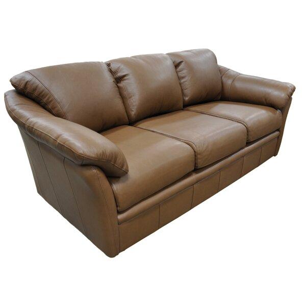 Salerno Sleeper Sofa by Omnia Leather
