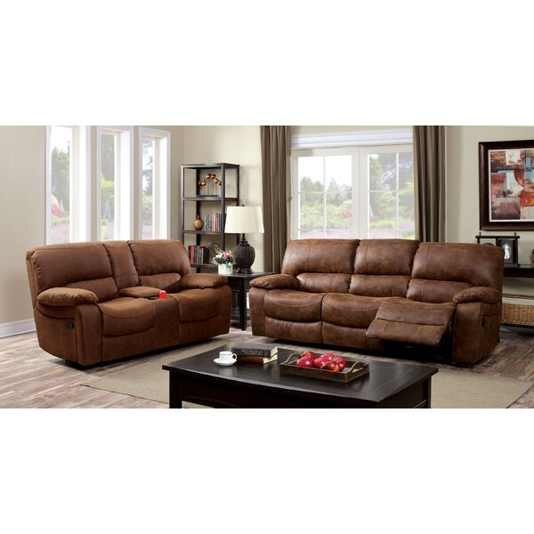 Bethune Reclining Configurable Living Room Set by Hokku Designs