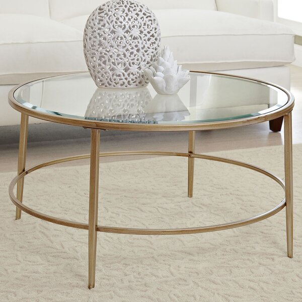 Free S&H Beck Coffee Table
