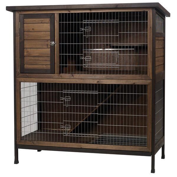 Rabbit Hutch by Super Pet