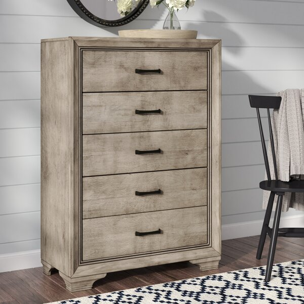 Payne 5 Drawer Chest by Laurel Foundry Modern Farmhouse