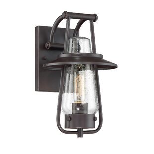 Low priced McLeroy Outdoor Sconce By Loon Peak