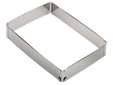 Adjustable Rectangular Frame Extender by Paderno World Cuisine