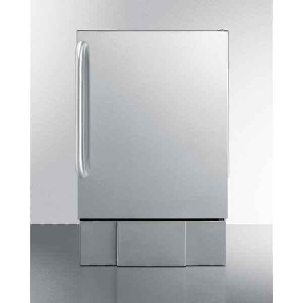 Summit Outdoor 15 12 lb. Daily Production Built-In Ice Maker by Summit Appliance