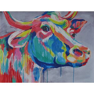 Big Ed Painting Print on Canvas by Crestview Collection