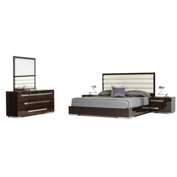 Sommerset Modern Panel Configurable Bedroom Set by Orren Ellis