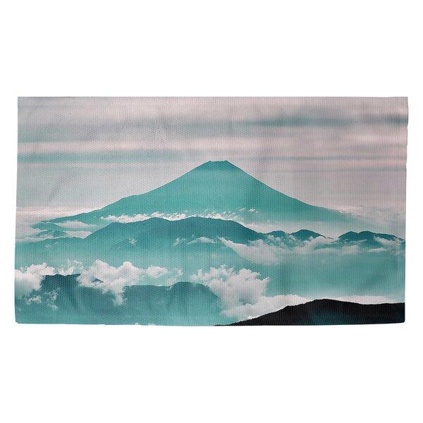 Fawcett Mt. Fuji Dobby Indoor Doormat