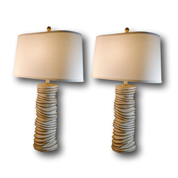 Nicastro 32 Table Lamp Set (Set of 2) by Bloomsbury Market