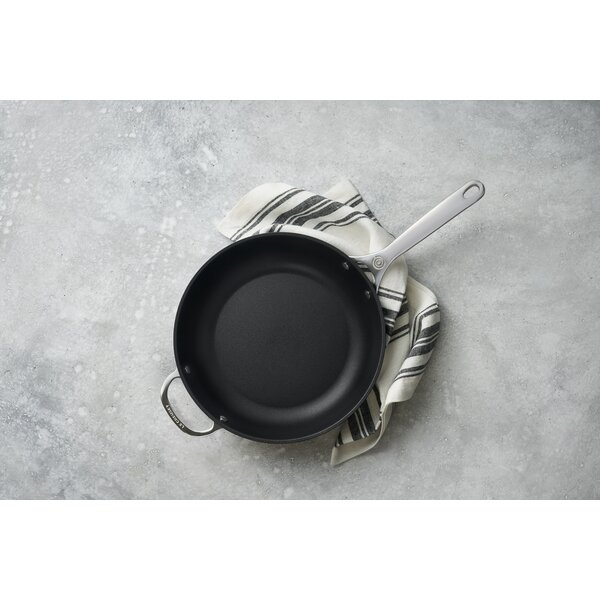 Toughened Deep Non-Stick Frying Pan by Le Creuset