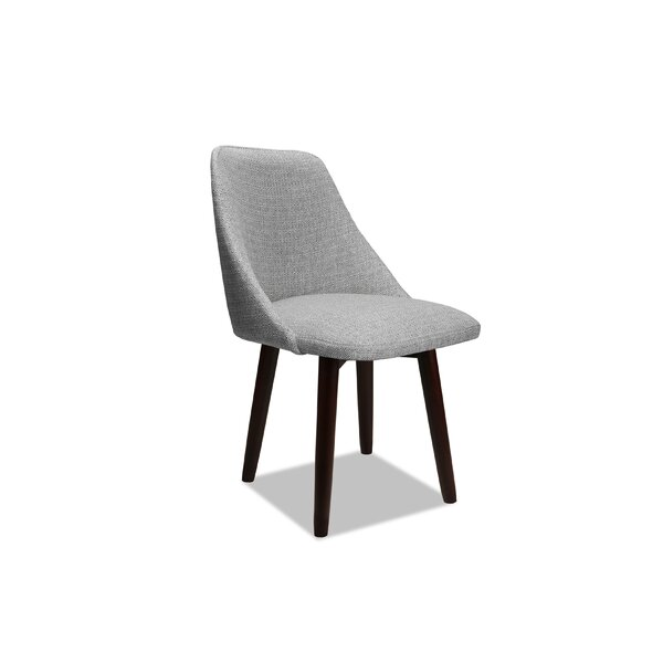 Lamberson Upholstered Dining Chair by Wrought Studio